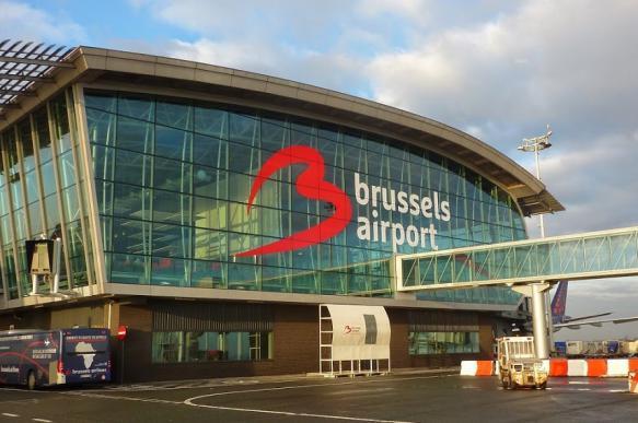 """""""Чистое небо"""": в Брюсселе остановлены полеты из-за забастовки авиадиспетчеров"""