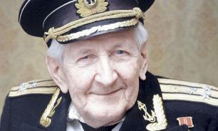 Скончался старейший подводник в мире