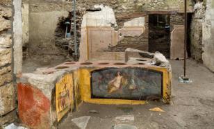 """В Помпеях обнаружен 2000-летний киоск с """"уличной едой"""""""