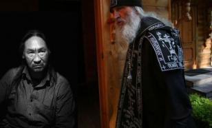 """Схимонах Романов и """"шаман"""" как иконы оппозиции"""