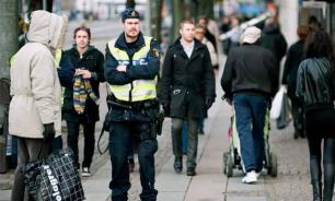 Несколько десятков неизвестных в масках терроризируют Швецию
