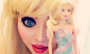 Изображая куклу: за мечту стать Барби американка заплатила $35 тысяч