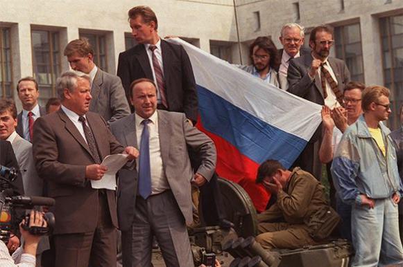 Александр ПРОХАНОВ — о ключевых событиях августовского путча 1991 года