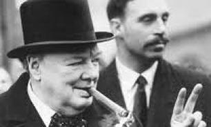 В Британии на свалке нашли цилиндр и портсигар Уинстона Черчилля