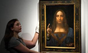 """Картину Леонардо да Винчи """"Спаситель мира"""" посчитали подделкой"""