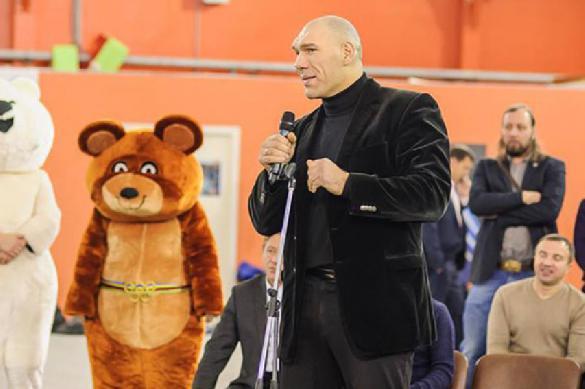 Николай Валуев попал в Книгу рекордов России