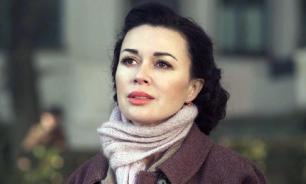 Заворотнюк сделала новогоднее обращение к жителям России