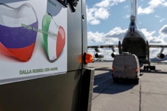 В итальянских СМИ продолжается антироссийская истерия