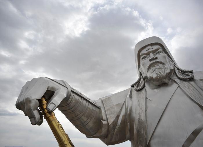 Археологи обнаружили зимний лагерь Чингисхана