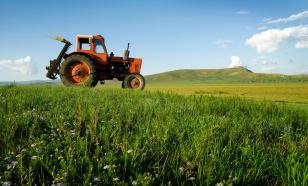 В Оренбург перенесли из Домодедова тракторный завод
