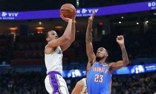 Баскетболист НБА вышел на матч с положительным тестом на COVID-19