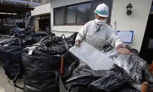 Японию душат радиоактивные отходы