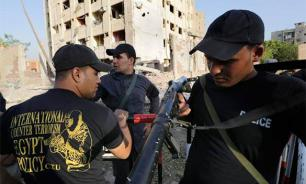 В столице Египта прогремел взрыв