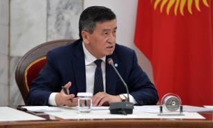 Президент Киргизии пообещал уйти в отставку после парламентских выборов