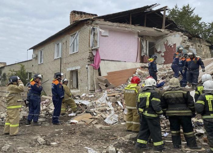 Число погибших при взрыве газа в Липецкой области увеличилось до трёх