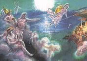 Почему Зевс умер, а Юй-ди остался?