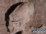 """На мексиканском кладбище найдены """"чужие"""""""