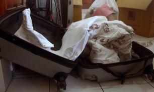 В израильский аэропорт из России прибыл чемодан с трупом