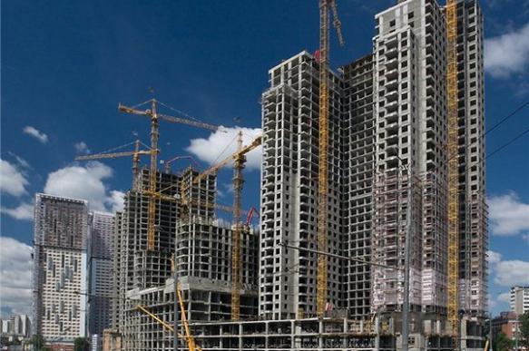 Москва введет десятую часть российского жилья