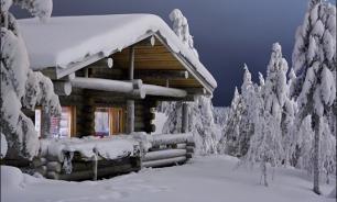 Выбираем загородный дом зимой - экономим  и не разочаровываемся
