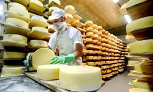 В Подмосковье построят сырный кластер мощностью в 20,5 тыс. тонн сыра в год