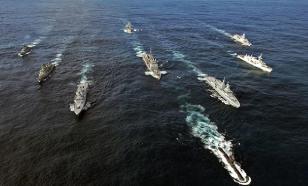 Украина ведет флот НАТО к Крыму