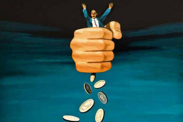 Доля должников с финансовыми трудностями подскочила до 75%