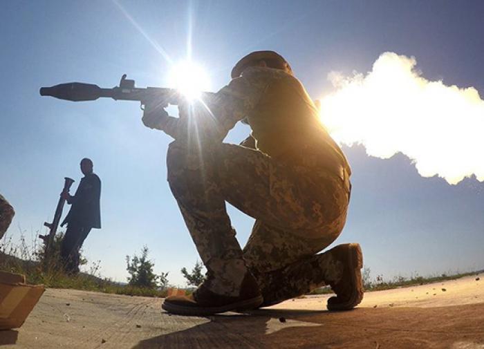 Украинские войска готовят имитацию обстрелов со стороны ЛНР