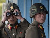 Северная Корея сменила ракеты на милость