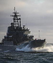 Telegraph: Россия и НАТО были на грани войны в Арктике