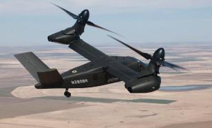 Bell V-280: первая ласточка беспилотной авиации
