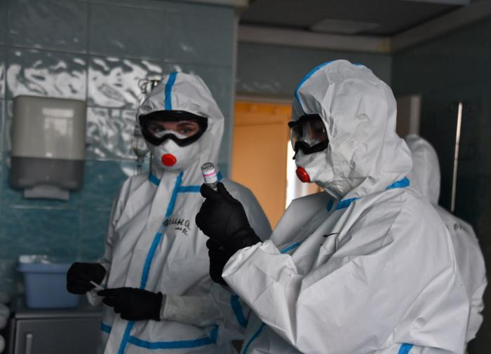 Свыше двух тысяч москвичей вылечились за сутки от коронавируса