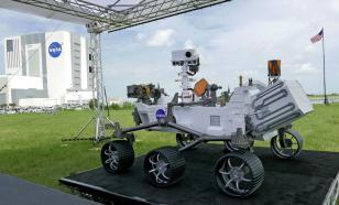 Марсоход NASA будет искать признаки жизни на Красной планете