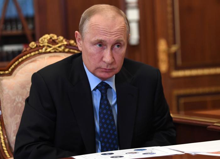 """""""Слово президента"""": речь Путина """"уронила"""" акции девелоперов"""