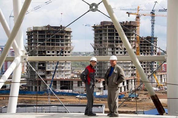 Промзоны Москвы отдадут под застройку 22 млн кв.м жилья