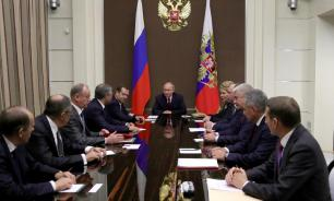 Совбез РФ обсудил ситуацию вокруг коронавируса