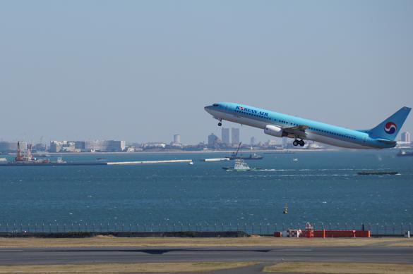 Южнокорейский перевозчик возобновит международные маршруты в июне