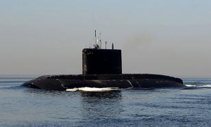 В Сирии российские подводники потушили условный пожар в подводной лодке