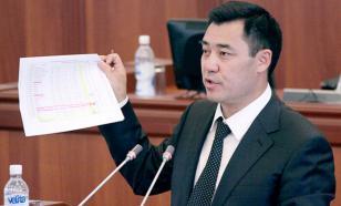 Жапаров сложил полномочия президента Киргизии
