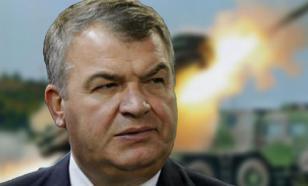 Сердюков рассказал, зачем покупал оружие за рубежом