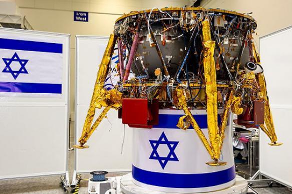 Израильская компания SpaceIL запустит на Луну новый космический аппарат