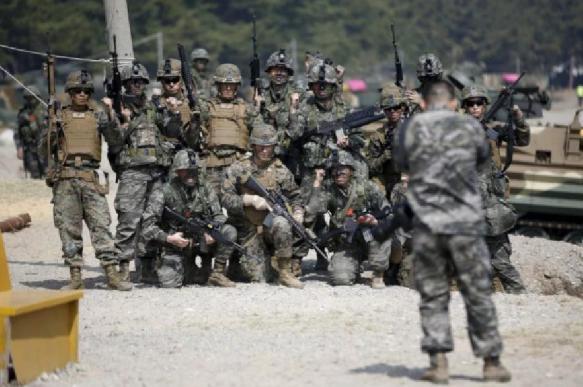 Жители Южной Кореи выступили против выплат за содержание войск США