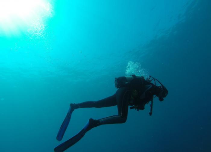 Морские биологи будут искать жизнь в таинственной подводной дыре