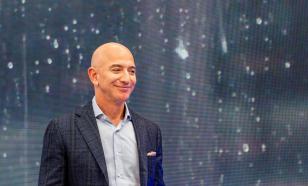 Миллиардер Джефф Безос планирует полёт в космос