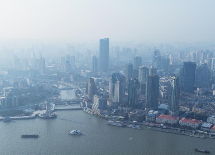 Китай оказался основным виновником повышения температуры в мире