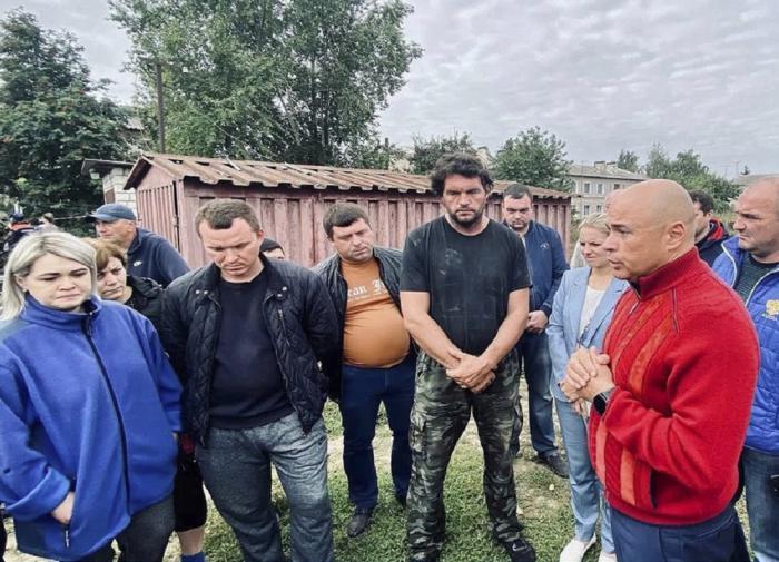Владельцам квартир в повреждённом взрывом доме под Ельцом дадут новое жильё