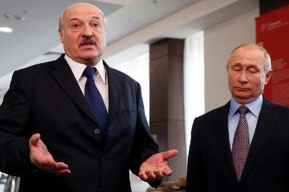 Россия и Белоруссия: милые бранятся - только тешатся