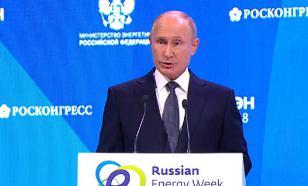 Путин объяснил, почему Россия почти не отвечает на санкции