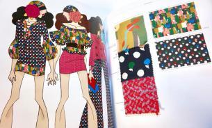 Цифровая печать на ткани - новая эра и новая мода
