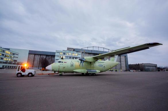 Второй полет и запуск в серию: в апреле запустят производство Ил-112